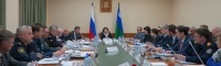 Антитеррористическая комиссия Белоярского района