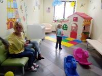 В Белоярском открыли обновленную детскую поликлинику