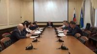 Предстоящие мероприятия обсудили на заседании антитеррористической комиссии